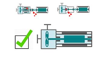 Fabricant de pompe industrielle étanche, pompe centrifuge à rotor noyé