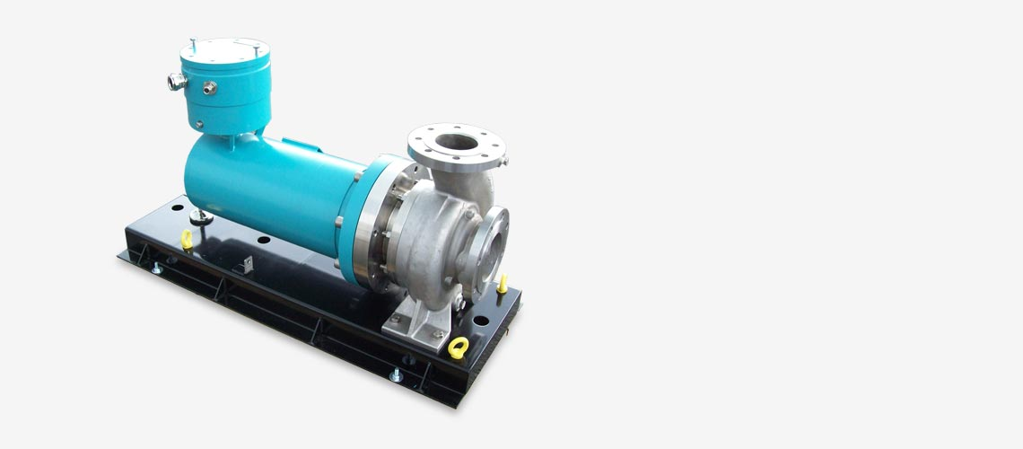 01 - Pompe rotor noyé - iso 15783 - optimex bf1012