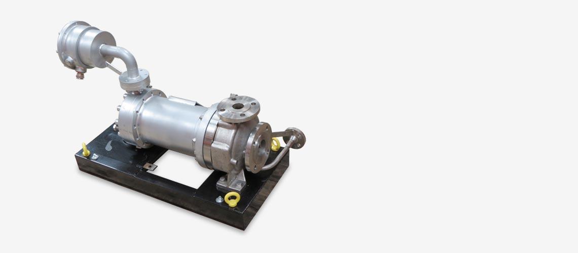 02 - Pompe rotor noyé - iso 15783 - optimex bf1028