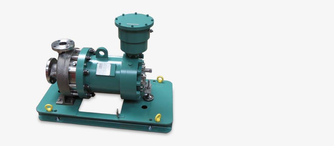 03 - Pompe rotor noyé - iso 15783 - optimex bf1042