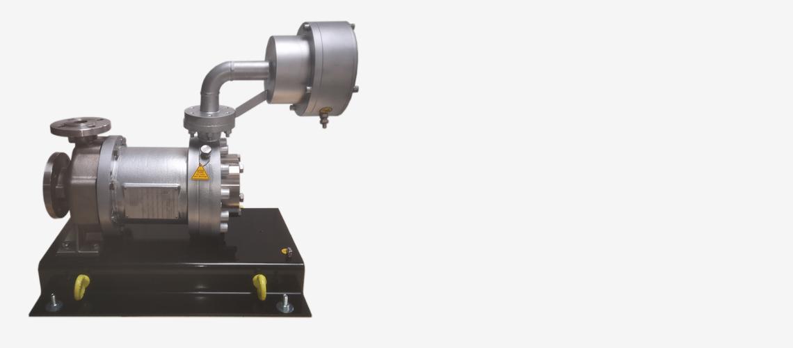 pompe gamme CNS application haute température