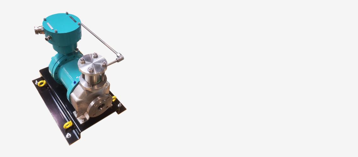 pompe gamme CNS avec filtre tangentiel